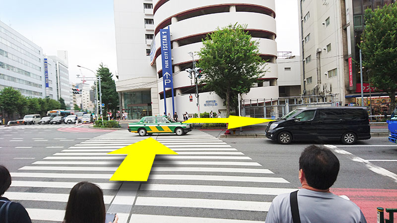 道順STANDARD1